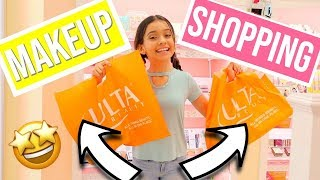 MAKEUP SHOPPING VLOG 💵 💄 | First impressions video