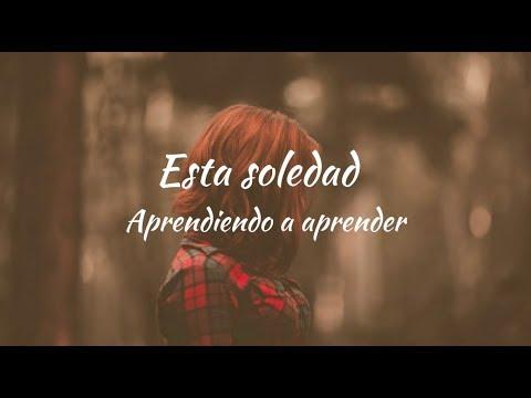 Carla Morrison - Esta soledad (letra)