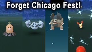 World First New Alolan Diglett, Geodude and Shiny Plusle catches in Pokemon Go!
