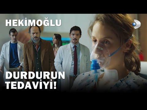 Hekimoğlu, Hasta Üzerinde Deneysel Çalışıyor | Hekimoğlu 1.Bölüm