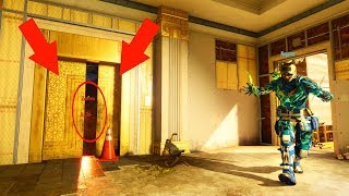 NO ONE COULD FIGURE OUT WHERE THEY WERE HIDING INSIDE THE ELEVATOR!?!? HIDE N' SEEK ON BLACK OPS 3