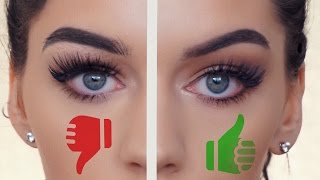 Hooded Eye Tips & Tricks, Do's & Don'ts | MicaelaKBeauty