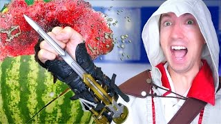 5 Assassin's Creed Weapons in REAL LIFE