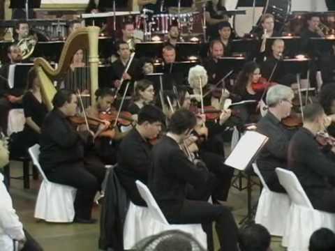 Piotr Ilich Tchaikovsky - Vals de las Flores de la Suite No. 1, Op. 71, El Cascanueces (OSY)