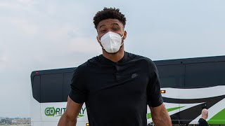 All-Access: The Bucks Enter The NBA Bubble In Orlando