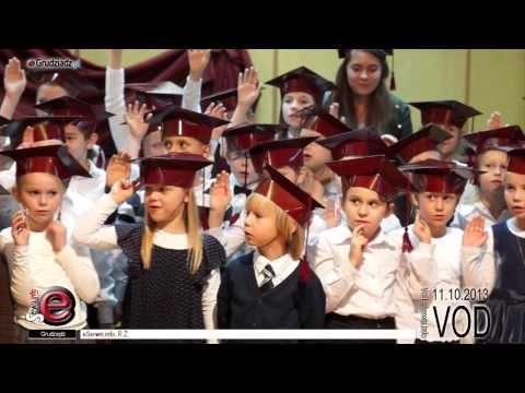 Pasowanie na uczniów Szkoły Muzycznej w Grudziądzu