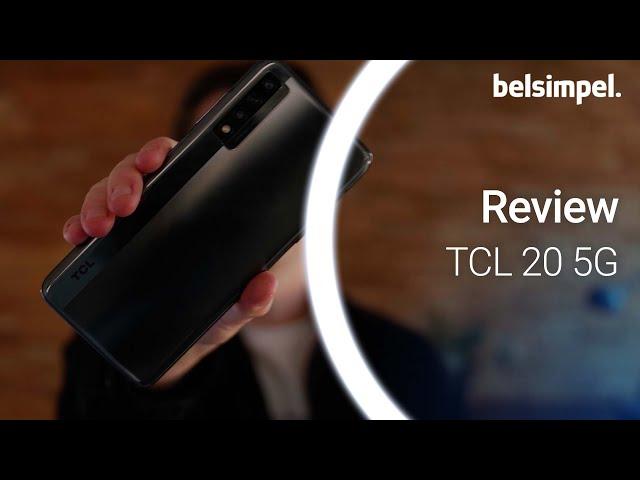 Belsimpel-productvideo voor de TCL 20 5G