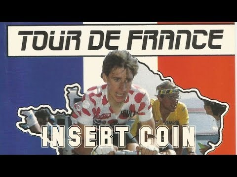 Tour de France (1985) - Commodore 64 - 1eme etape