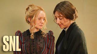 Lesbian Period Drama - SNL