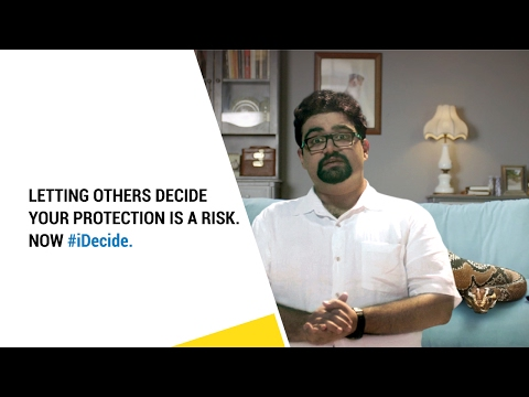 #iDecide to secure my family