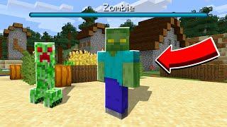 Minecraft, Dar Fiecare Mob Este Un BOSS