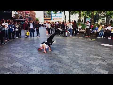 London B-boys | Freeze variations with Attiitude