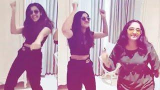 Watch: Niharika Konidela dance with her friend..