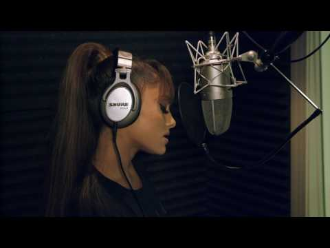 Beauty and the Beast: John Legend & Ariana Grande Behind the Scenes Song Recording