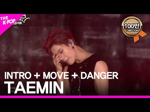 TAEMIN, INTRO+MOVE+Danger [2018 DREAM CONCERT]