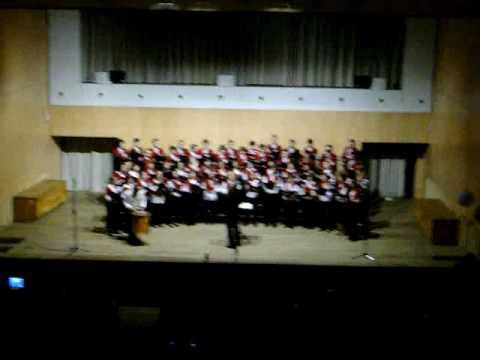 Coro USAL - Camino del Indio (60º aniversario, 24.04.2010)