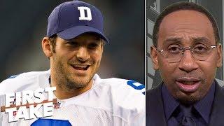 Jerry Jones should hire Tony Romo - Stephen A. Smith | First Take