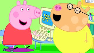 Peppa Pig Official Channel | Peppa Pig Grows Up  | Peppa Pig in the Future