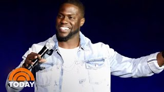 Kevin Hart Suffers 'Major Back Injuries' After Car Crash | TODAY