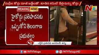 TSRTC Strike: Telangana Govt Not Agreed To Set Up High Pow..