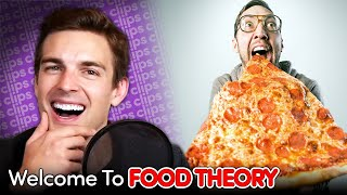 MatPat Talks Food Theory Launch & Why He's Proud Of The Content He Makes...