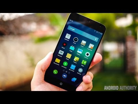 Meizu MX3 Unboxing and First Impressions!