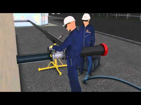Nuclear Power Plant Piping Inspection