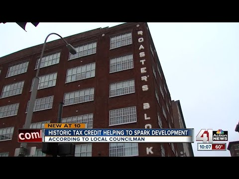 Old Folgers plant repurposed as apartments