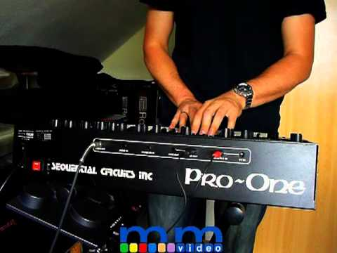 Vintage Synthesizers | Sequential Circuits Pro-One