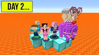 Minecraft: LAST TO LEAVE THE CIRCLE WINS 10,000 DOLLARS!