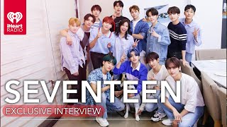"SEVENTEEN On Their Thoughts Behind The Decision To Release ""HIT THE ROAD"" + More!"
