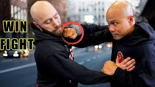 How do you win a fight | Street Fight | Master Wong
