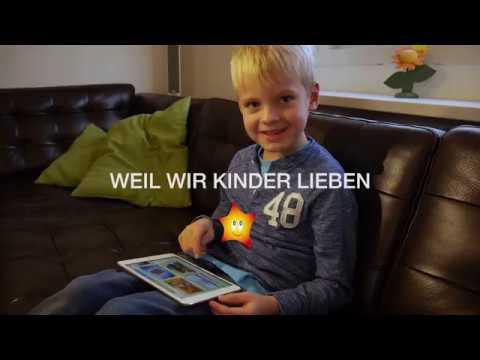 Bibel TV Kids App, die Mediathek für Kinder