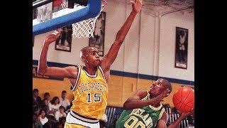 Vince Carter 1994-1995 Season Highlights [High School] Rare!