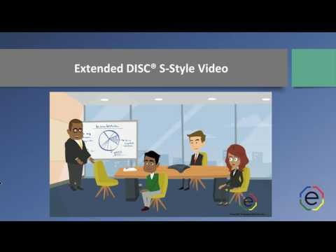 Introducing Extended DISC Training Videos Webinar (21 minutes)
