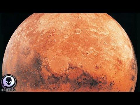 Something Is Alive On Mars..