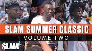 SLAM Summer Classic Volume 2 Was Legendary 🤯