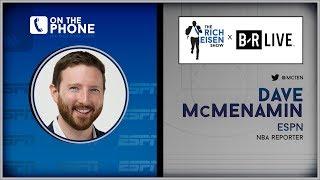 ESPN's Dave McMenamin Talks NBA Awards & Free Agency | Full Interview | The Rich Eisen Show