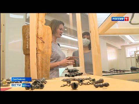 В Нацмузее Коми открылась выставка, посвященная юбилею региона и 110-летию музея