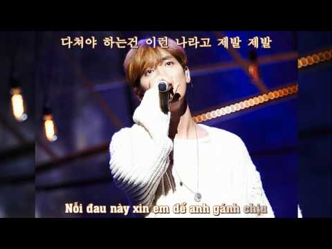 [Vietsub - Lyrics] Kangta - Gray paper 먹지 (That Winter, The Wind Blows OST)