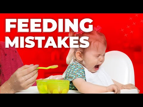 Instantly Make Introducing Solids Easier - 6 Extremely Common Mistakes to Avoid