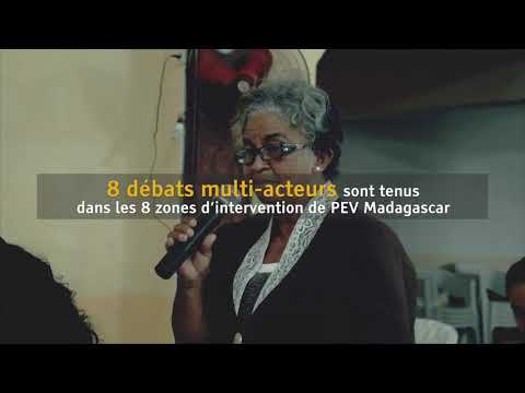 PEV Madagascar - Spaces for Dialogue