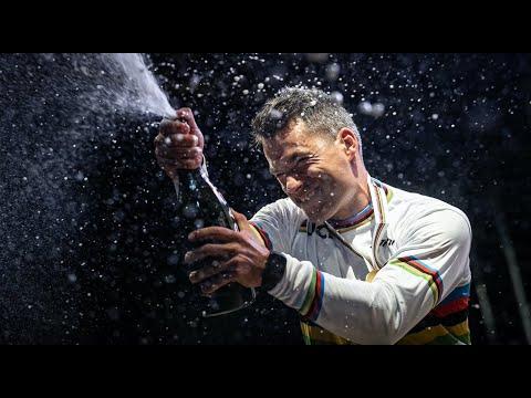Tomas Slavik is 2021 World Champion in Fourcross