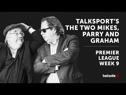 Premier League Preview Week 9 - Two Mikes