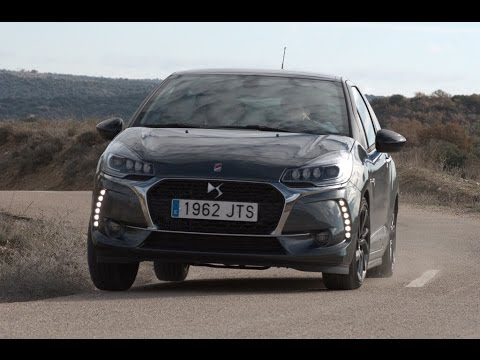 DS3 Performance Line - Prueba Portalcoches
