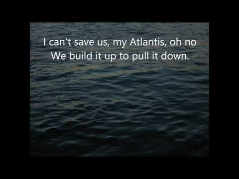 Atlantis - Seafret (lyric video)