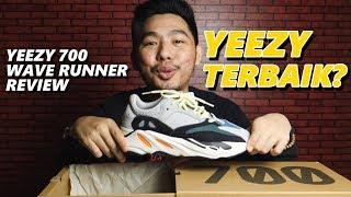 YEEZY PALING KEREN MENURUT GUA! Yeezy Boost 700 Wave Runner Review (Bahasa Indonesia)
