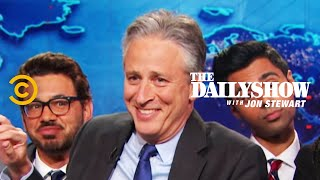 The Daily Show - To Shoot or Not to Shoot & Fear and Absent Danger