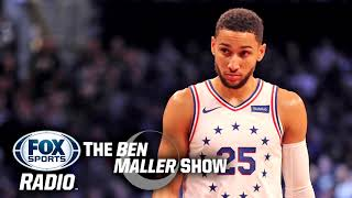 Ben Maller - Giving Ben Simmons a Max Deal is Irresponsible by the Sixers