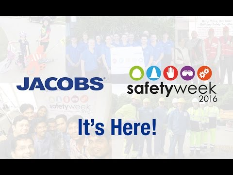 Safety Week 2016 - It's Here!